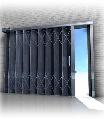 Folding Shutter Doors Dorzone The Industrial Door And